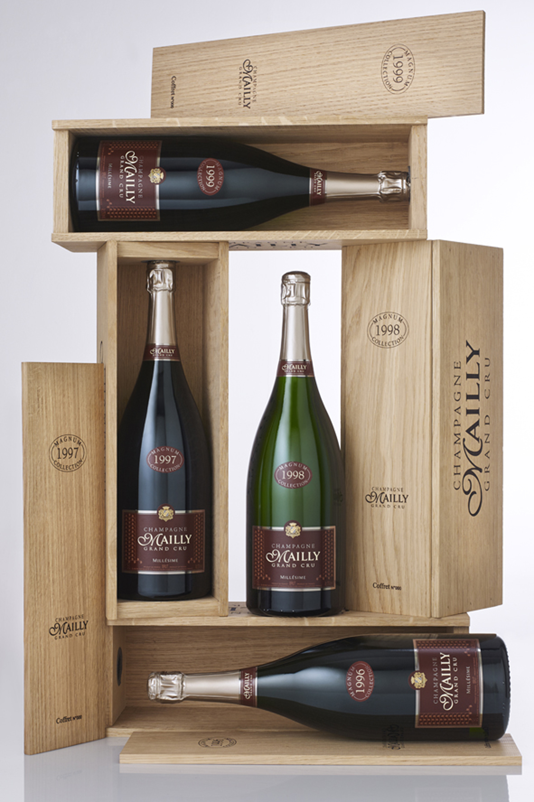 Mailly Grand Cru Magnum Collection Millesimes