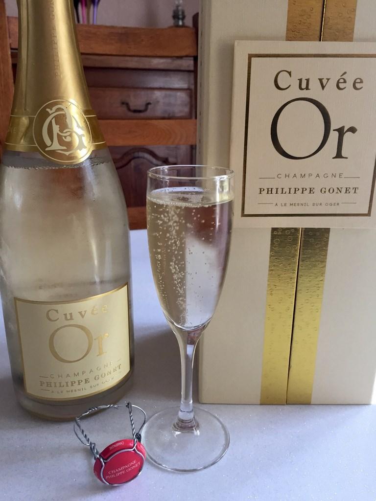 j 39 ai go t pour vous cuv e or champagne philippe gonet le mesnil sur oger. Black Bedroom Furniture Sets. Home Design Ideas