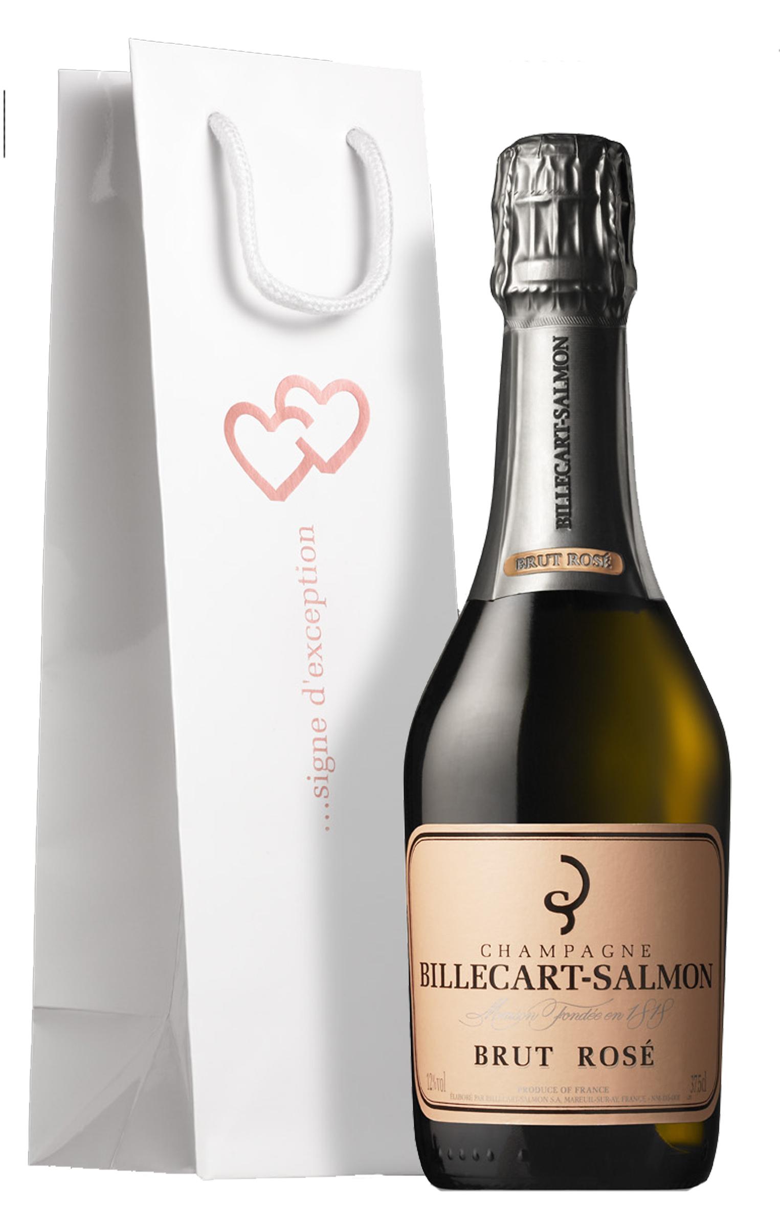 Billecart Salmon Etui + 1-2 bouteille