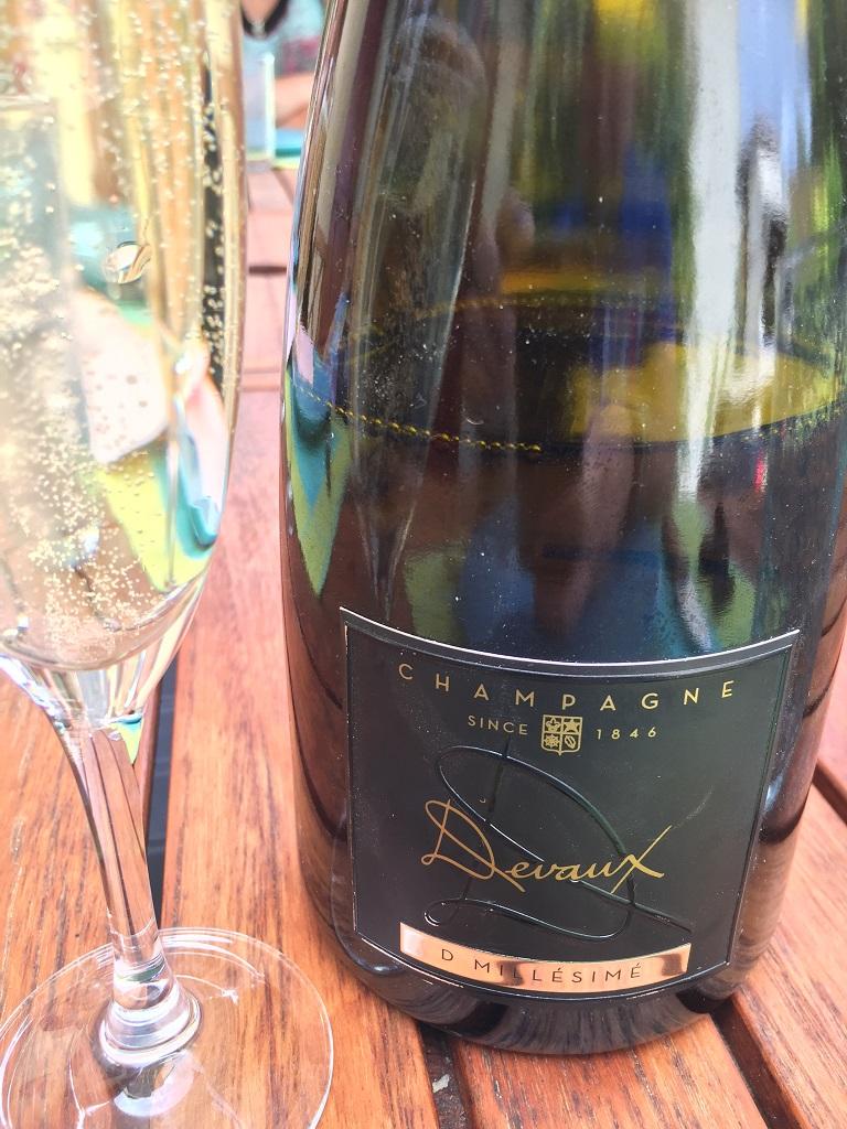Devaux Millesime 2008 Cuvée D