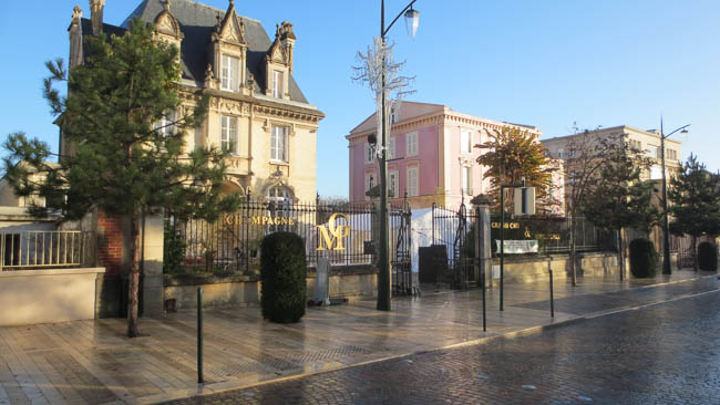 Gonet Avenue de Champagne