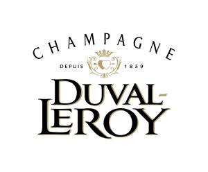 Duval-Leroy Logo white
